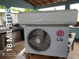 3 Ar Condicionado LG Split 12 e 18 MIL BTUS