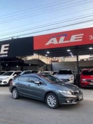 Título do anúncio: Honda Civic 2014 Lxr 2.0 AUT 65.000 Km