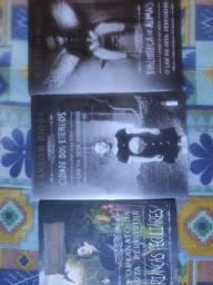 Kit livros O Orfanato da Srta Peregrine - 3 volumes