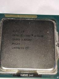 Processador i3 3240 3.40ghz terceira geração