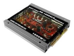 Título do anúncio: Modulo B-buster + caixa de som