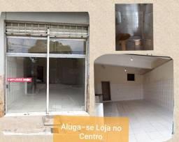 Título do anúncio: Aluga-se loja no Centro de Conselheiro Lafaiete