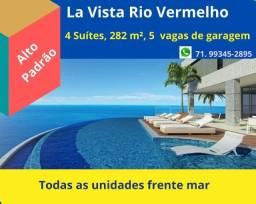 La Vista Monte Conselho, 4 suítes, 282 m², 5 vagas, conforto e Lazer