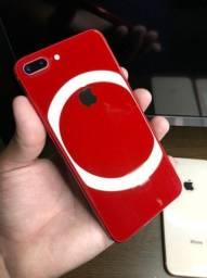 8 plus red edição limitada /// aparelho impecável