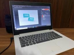 Notebook Lenovo Core i3 Ideapad 320 ( Pequeno Defeito Na Tela )