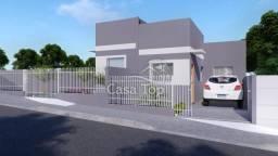 Casa à venda com 2 dormitórios em Contorno, Ponta grossa cod:3395