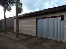 Vendo casa no bairro Sibipiruna