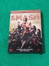 dvd 1ª temporada Smash