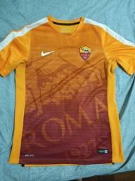 Camisas originais Roma e PSG