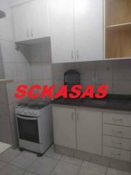 REF:AP1774A-Apartamento Mobiliado Na Região Central