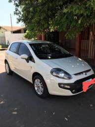 Fiat Punto Attractive Itália Flex 12/13 1.4 Pérola Única Dona