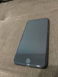 Celular I phone 8 plus 128 Gb preto