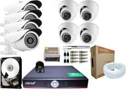 ::: Câmera de Segurança - Qualidade Garantida :::