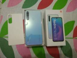 Vendo celular  Redmi Note 8