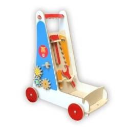 Carrinho de Ferramentas em Madeira? - Top Toy