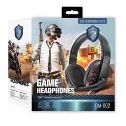 Imbatível - Fone de Ouvido Heaset Gamer GM-002 DTS Headphone: X V2.0 - R$ 99,99