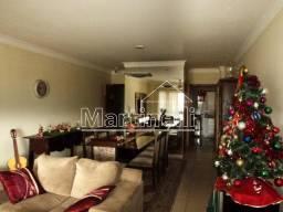 Apartamento à venda com 3 dormitórios em Jardim botanico, Ribeirao preto cod:V21129