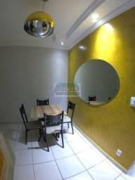 Apartamento mobiliado com 2 dormitórios para alugar por R$ 2.700/mês - Flores