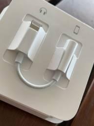 Adaptador de fone de ouvido original Apple