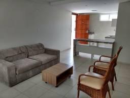 Título do anúncio: Excelente apt2 quartos em hotel no Cabo Branco incluso, água, gás, TV a cabo e internet