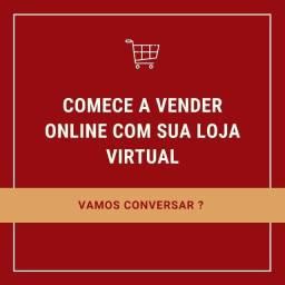 Criação de Lojas Virtuais / E-commerce