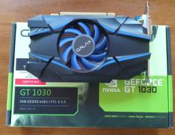 Placa De Vídeo Nvidia Galax  Geforce Series Gt 1030 2gb
