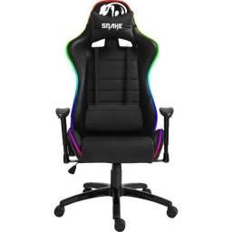 Título do anúncio: Cadeira Gamer Led RGB, melhor preço, loja, opc12x
