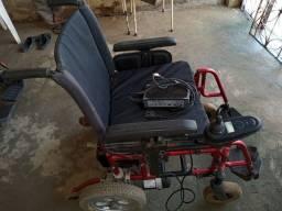 Cadeira de roda automática