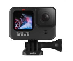 GoPro hero 9 black com controle remoto