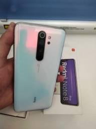 Note 8 Pro 128gb 6g RAM branco