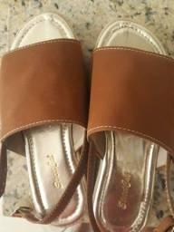 lote de sapatos de criança