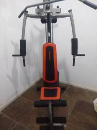 Estação de musculação importada Weider muiti-exercicios