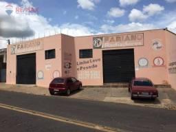 Título do anúncio: Prédio para alugar, 535 m² por R$ 3.000/mês - Centro - Mirandópolis/SP