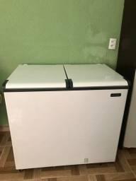 Freezer esmaltec 320L