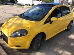 Fiat Punto Sporting Com Teto Solar e Panorâmico