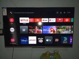 Vendo uma TV tcl 4K Android 50 polegadas