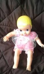A Bela adormecida Aurora  bebe 30cm