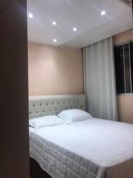 M.E Alugo apartamento 2qts Condomínio Vila Gardênia R$750,00