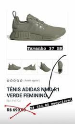 Tênis Adidas NMD R1 Verde R$ 350,00 (original))