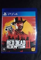 Vendo ou troco jogo Red Dead 2 PS4