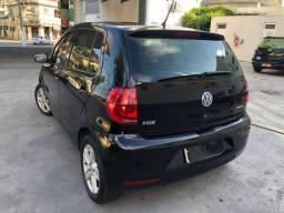 Vw Volkswagen Fox Automático 1.6 completo com GNV