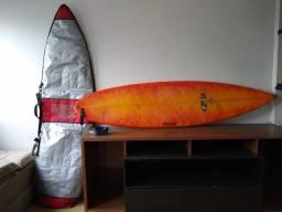 Prancha Surfe + Capa acolchoada