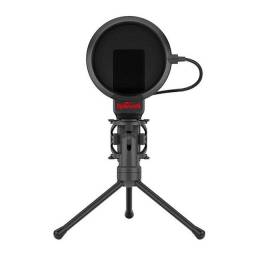 Microfone GM100 - Redragon Streamer (Lojas WiKi)