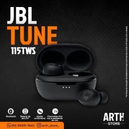 Fone Jbl Tune 115 TWS Lacrado, com garantia e nota fiscal!