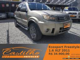 Ford Ecosport Freestyle XLT 1.6 2011