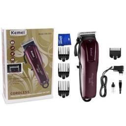 Maquina de cortar cabelo sem fio entrega gratis toda fortaleza!