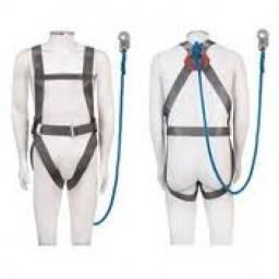cinto de segurança EPI, com talabarte, paraquedista, eletricista
