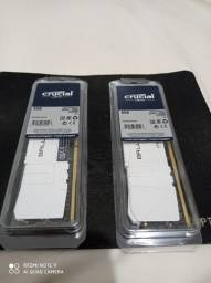 Memória Crucial 8GB DDR4_2666