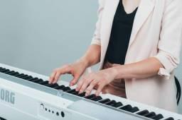 Piano Digital Korg Sp-170s Wh Korg - Branco (WH)