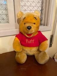Título do anúncio: Ursinho pooh grande da década de 90